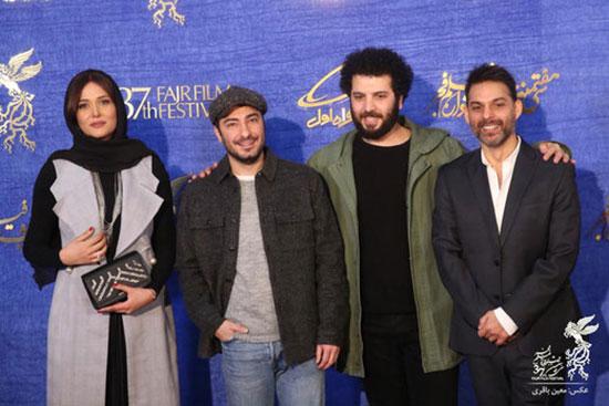 فریمهای خاص در هشتمین روز جشنواره فیلم فجر - 1
