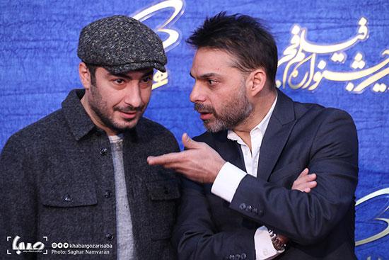 فریمهای خاص در هشتمین روز جشنواره فیلم فجر - 6