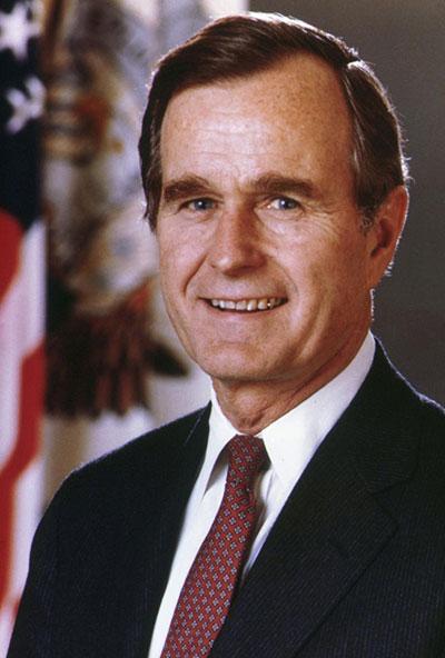 بیوگرافی جورج بوش پدر؛ چهلویکمین رئیس جمهور آمریکا - 2