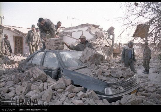 ۵ دی ۱۳۸۲، وقتی زلزله بم را زیر و رو کرد - 3