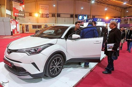 نمایش جدیدترین خودروهای داخلی و خارجی - 6