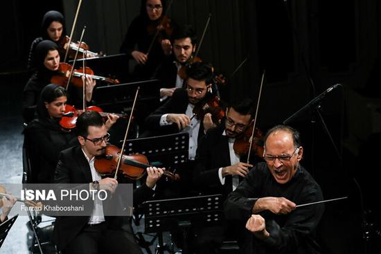 ۱۴ اجرا در آخرین روز از جشنواره موسیقی فجر - 1