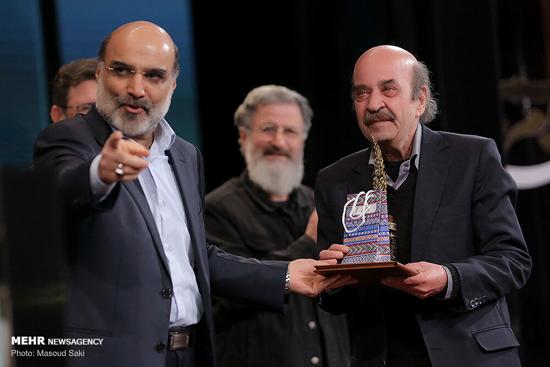 آیین اختتامیه پنجمین جشنواره تلویزیونی جامجم - 9