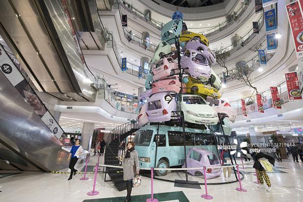 عجیبترین درخت کریسمس امسال را ببینید - 1