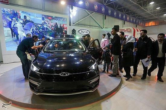 نمایش جدیدترین خودروهای داخلی و خارجی - 19