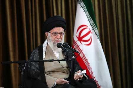 رهبر انقلاب: آمریکا مغلوب ایران شده است - 1