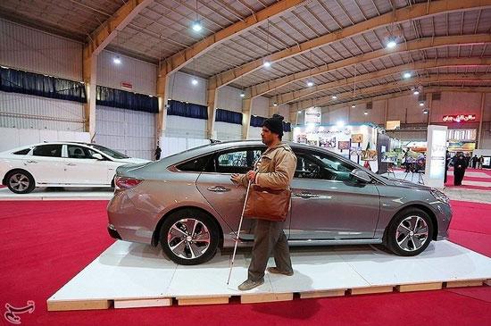 نمایش جدیدترین خودروهای داخلی و خارجی - 13