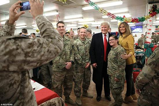 دسته گلی که ترامپ در عراق به آب داد! - 6