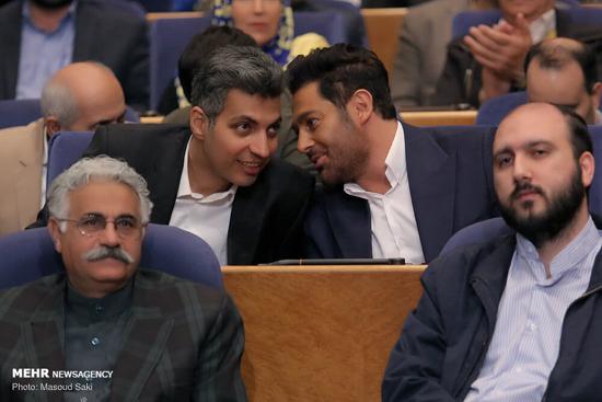 آیین اختتامیه پنجمین جشنواره تلویزیونی جامجم - 8