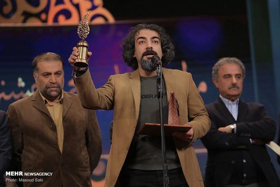آیین اختتامیه پنجمین جشنواره تلویزیونی جامجم - 19
