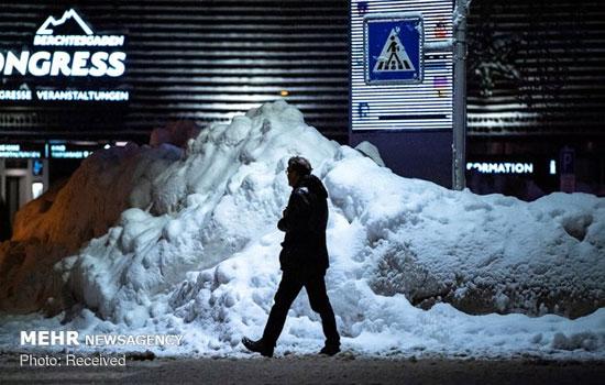 برف سنگین در آسیا، اروپا و روسیه - 16