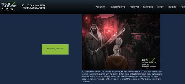 هک داووس در بیابان و انتشار اسامی قاتلان خاشقچی - 6