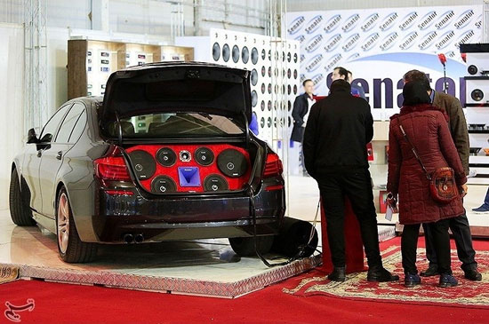 نمایش جدیدترین خودروهای داخلی و خارجی - 17
