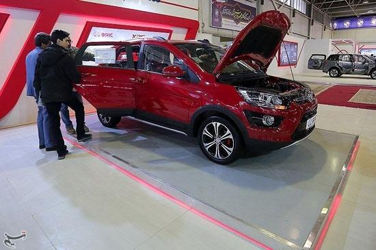 نمایش جدیدترین خودروهای داخلی و خارجی - 14
