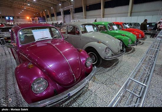 نمایشگاه خودروهای کلاسیک و مدرن در اصفهان - 17