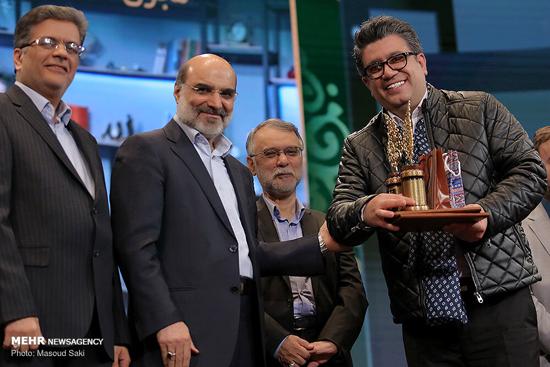 آیین اختتامیه پنجمین جشنواره تلویزیونی جامجم - 14