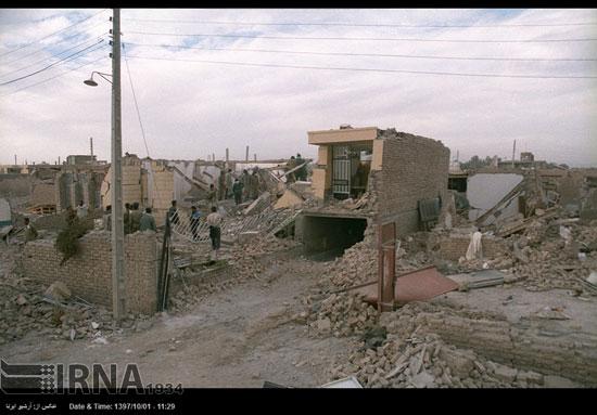 ۵ دی ۱۳۸۲، وقتی زلزله بم را زیر و رو کرد - 11