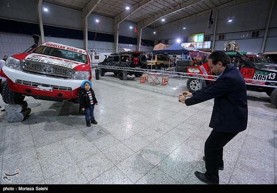 نمایشگاه خودروهای کلاسیک و مدرن در اصفهان - 12