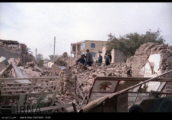 ۵ دی ۱۳۸۲، وقتی زلزله بم را زیر و رو کرد - 1