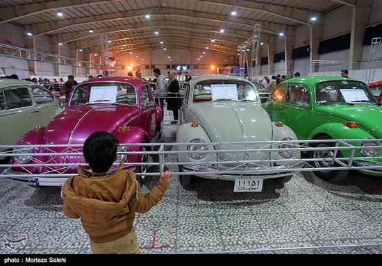 نمایشگاه خودروهای کلاسیک و مدرن در اصفهان - 15