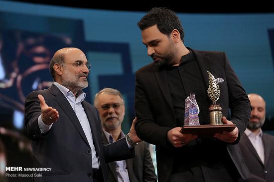 آیین اختتامیه پنجمین جشنواره تلویزیونی جامجم - 15