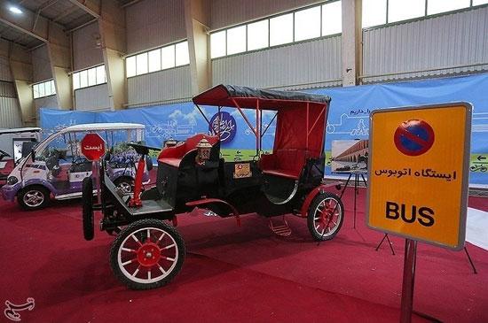 نمایش جدیدترین خودروهای داخلی و خارجی - 9