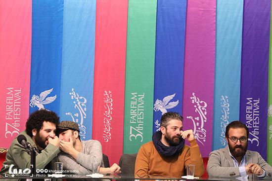فریمهای خاص در هشتمین روز جشنواره فیلم فجر - 13