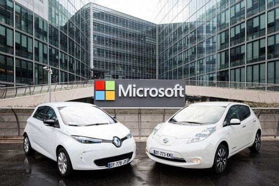 تلاش مایکروسافت برای به ثمرنشستن خودروهای خودران - 3