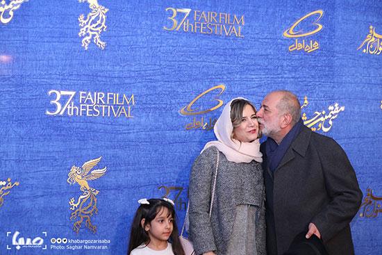 فریمهای خاص در هشتمین روز جشنواره فیلم فجر - 9