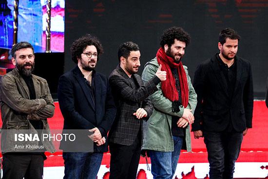ستارههای سینمای ایران در اختتامیه جشنواره فیلم فجر - 16