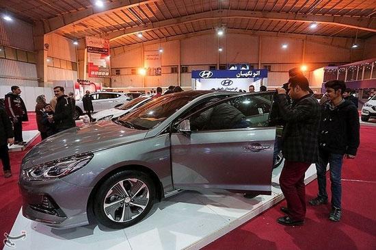نمایش جدیدترین خودروهای داخلی و خارجی - 7