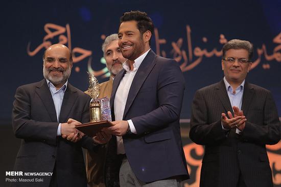 آیین اختتامیه پنجمین جشنواره تلویزیونی جامجم - 17