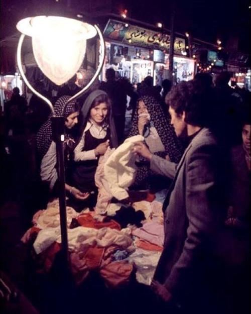 خاطره بازی؛ ۵۰ سال قبل، نوروز در تهران - 3