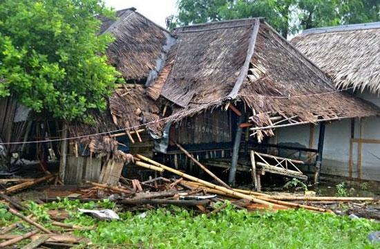 بلایی که سونامی مرگبار سر مردم اندونزی آورد - 12