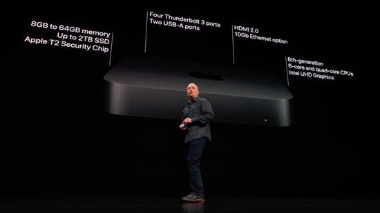 رونمایی از مک مینی جدید ۲۰۱۸ اپل - 7