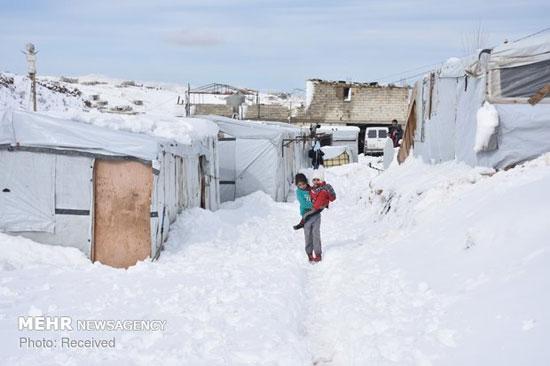 برف سنگین در آسیا، اروپا و روسیه - 1