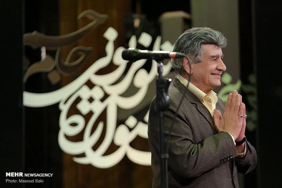 آیین اختتامیه پنجمین جشنواره تلویزیونی جامجم - 10