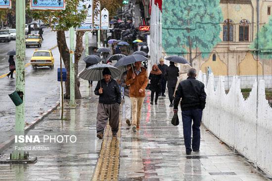 آسمان در آخرین جمعه سال، ایران را غافلگیر کرد - 3