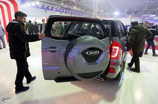 نمایش جدیدترین خودروهای داخلی و خارجی - 2