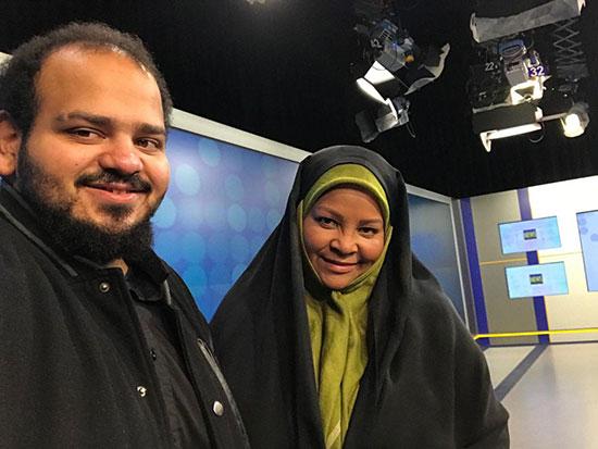 مرضیه هاشمی کیست؟ از مسلمان شدن تا بازداشت در آمریکا - 18