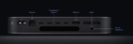 رونمایی از مک مینی جدید ۲۰۱۸ اپل - 12