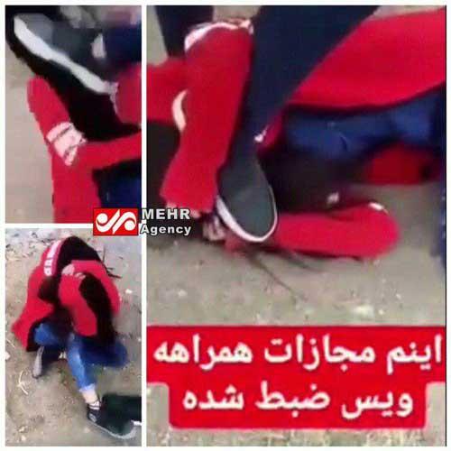 ماجرای ضرب و شتم و شکنجه یک دختر جوان - 4