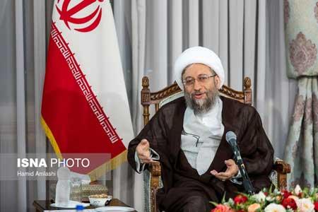 واکنش آملی لاریجانی به اعتراضات اخیر کارگران - 4
