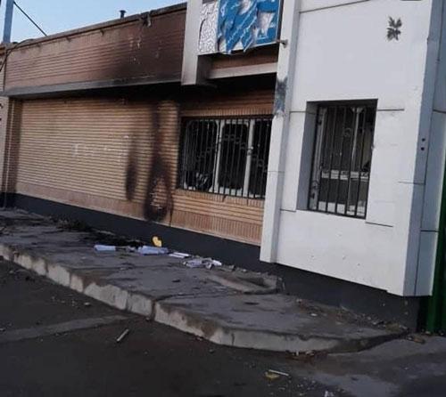 بحران، آتش و اعتراض در دزفول شدت گرفت - 11