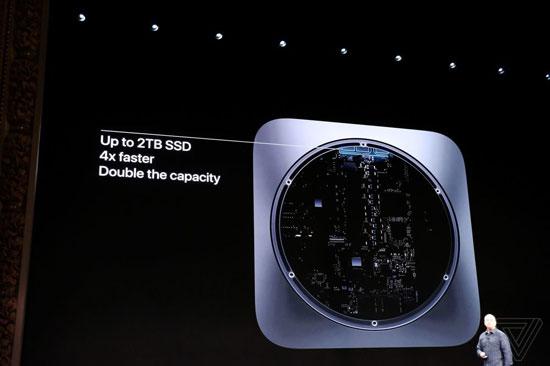 رونمایی از مک مینی جدید ۲۰۱۸ اپل - 8