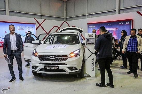 نمایش جدیدترین خودروهای داخلی و خارجی - 16
