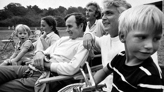 بیوگرافی جورج بوش پدر؛ چهلویکمین رئیس جمهور آمریکا - 9