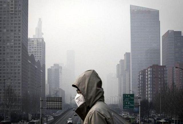 مرگ سالانه ۹ میلیون نفر براثر آلودگی هوا در جهان
