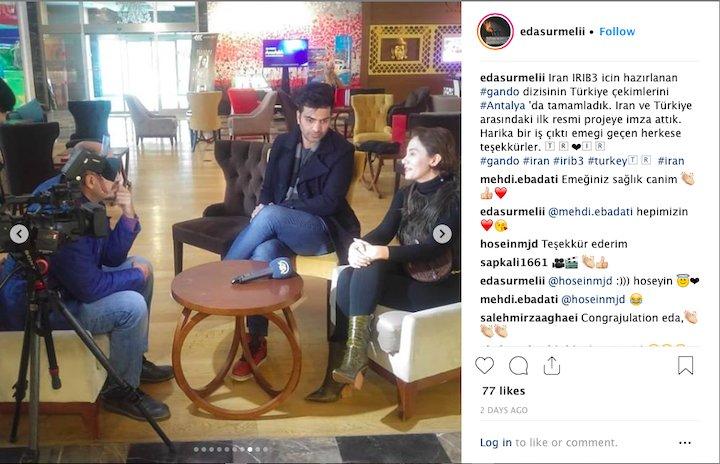 غفلت دوباره صدا و سیما/ تهیه کننده ترک سریال گاندو شبکه سه کیست؟ - 14