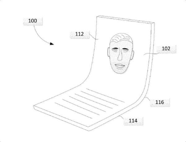 پتنت جدید از تولید گوشی تاشوی گوگل خبر میدهد - 3